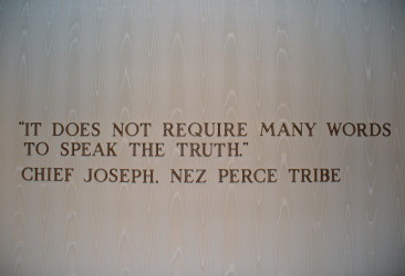 Wall_quote_from_Chief_Joseph