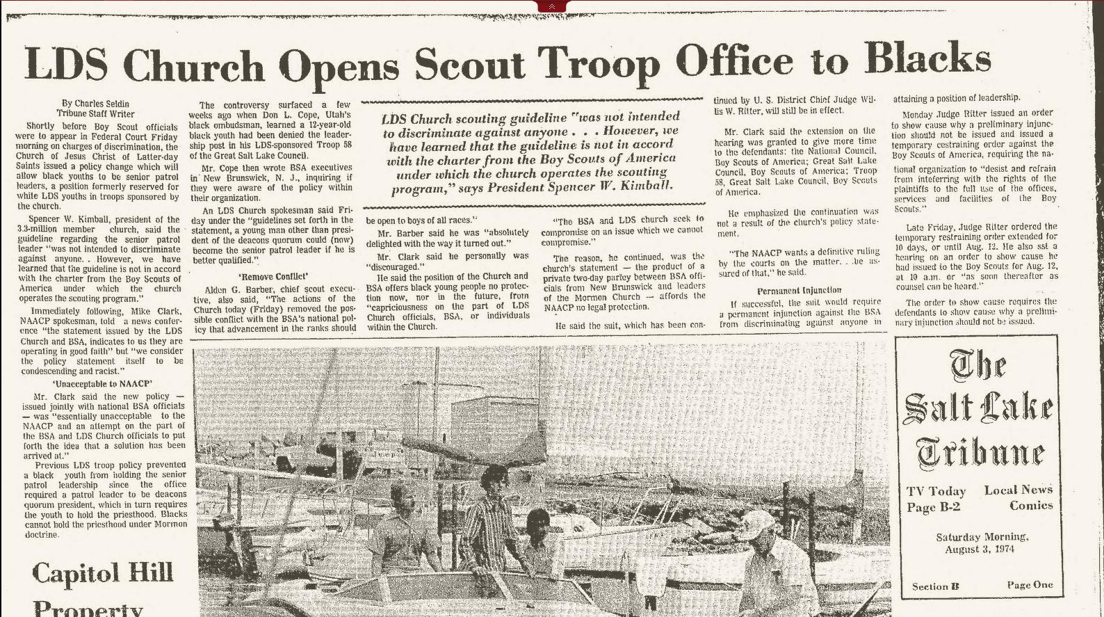 tribune 1974