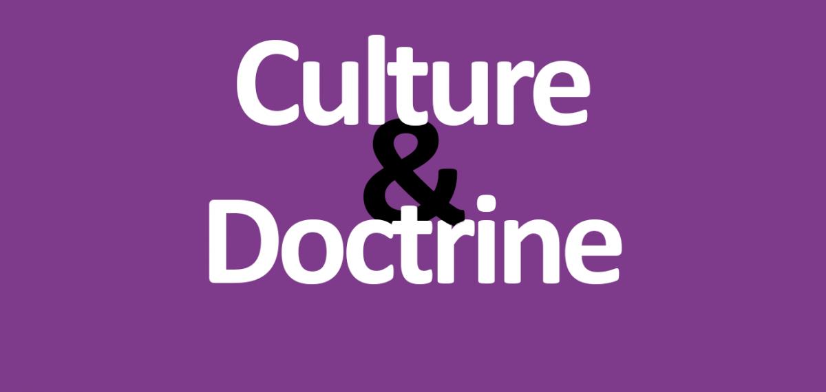 culturedoctrine